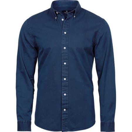 Casual Twill Shirt von Tee Jays (Artnum: TJ4002