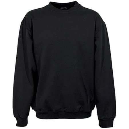 Heavy Sweatshirt in Black von Tee Jays (Artnum: TJ5429
