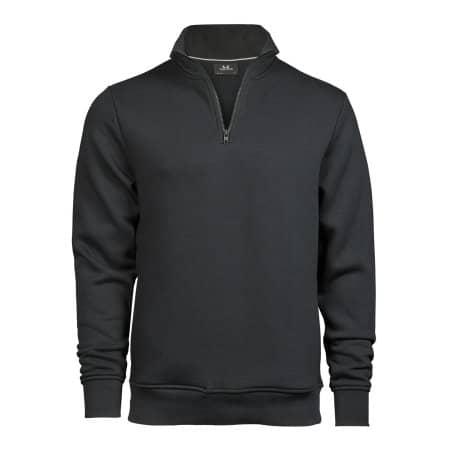 Half Zip Sweatshirt von Tee Jays (Artnum: TJ5438