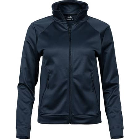 Ladies Performance Zip Sweat von Tee Jays (Artnum: TJ5603