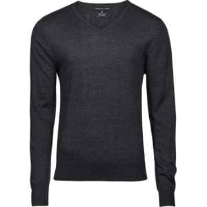Men`s V-Neck Sweater Tailor Fit