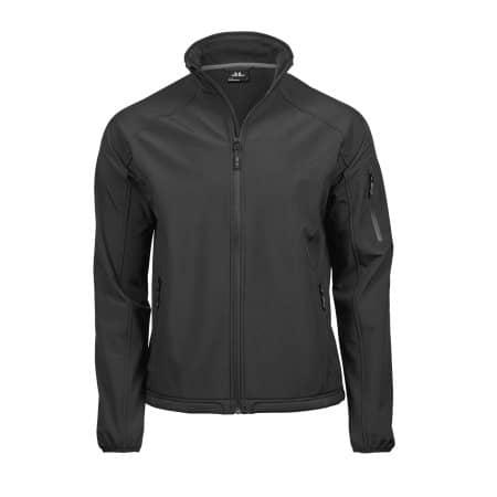 Lightweight Performance Softshell in Black von Tee Jays (Artnum: TJ9510