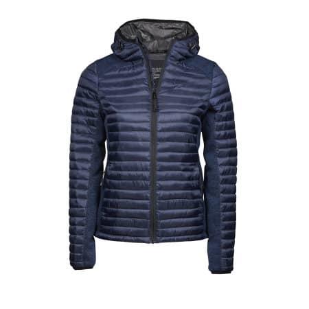 Ladies` Hooded Aspen Crossover Jacket von Tee Jays (Artnum: TJ9611