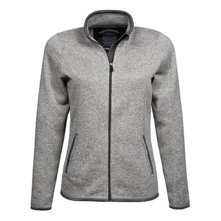 Ladies` Outdoor Fleece Jacket von Tee Jays (Artnum: TJ9616