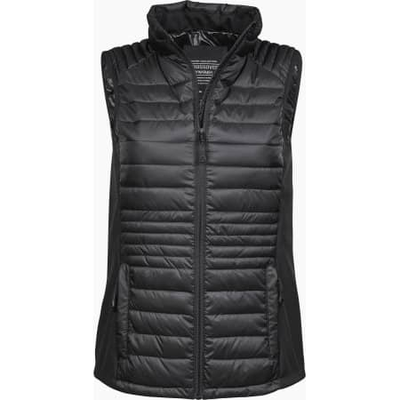 Ladies` Crossover Bodywarmer von Tee Jays (Artnum: TJ9625