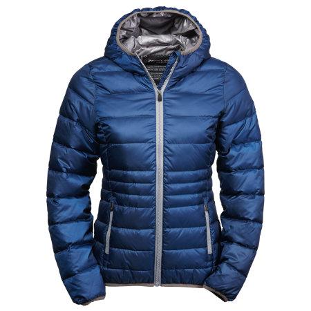 Ladies` Hooded Zepelin Jacket von Tee Jays (Artnum: TJ9635