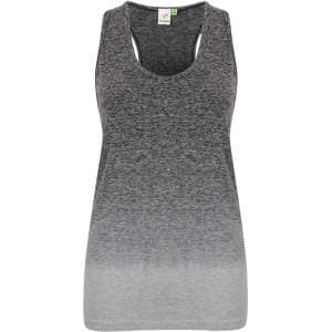 Ladies` Seamless Fade Out Vest
