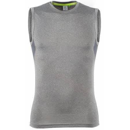 Men's Sleeveless T-Shirt von Tombo (Artnum: TL505