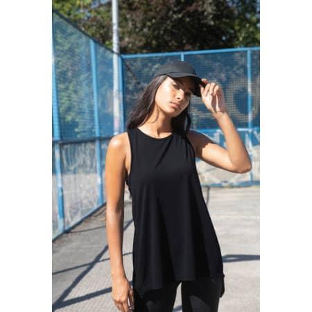 Ladies` Open Back Vest von Tombo (Artnum: TL507