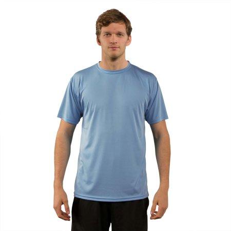 Solar Performance Short Sleeve T-Shirt von Vapor Apparel (Artnum: VA100