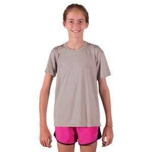 Youth Solar Performance Short Sleeve T-Shirt