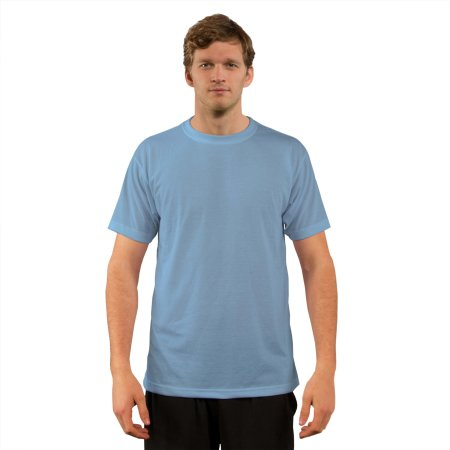 Basic Short Sleeve T-Shirt von Vapor Apparel (Artnum: VA500