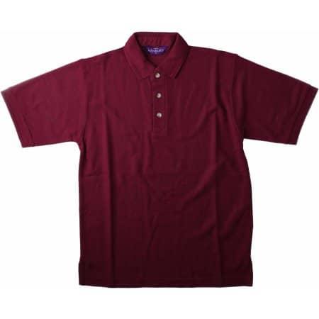 Ultimate 65/35 Piqué Polo Shirt von Henbury (Artnum: W410