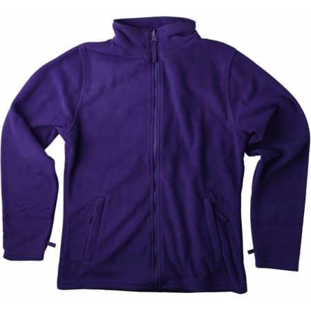 Ladies` Microfleece Jacket W851 von Henbury (Artnum: W851