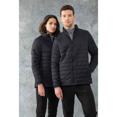 Unisex Padded Jacket von Henbury (Artnum: W870