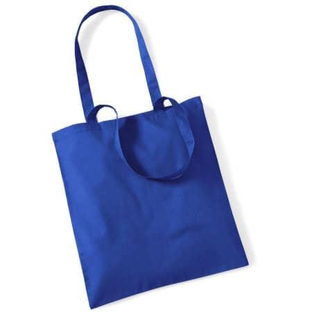 Bag for Life - Long Handles in Bright Royal von Westford Mill (Artnum: WM101