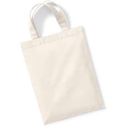 Cotton Party Bag for Life in Natural von Westford Mill (Artnum: WM103