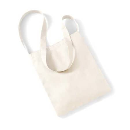 Organic Cotton Sling Bag von Westford Mill (Artnum: WM187