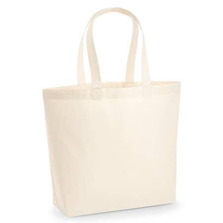 Premium Cotton Maxi Bag in Natural von Westford Mill (Artnum: WM225