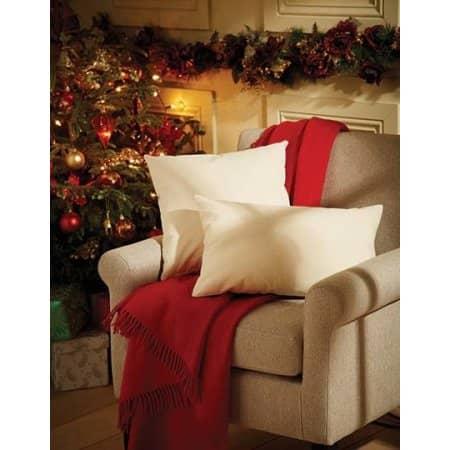Fairtrade Cotton Canvas Cushion Cover von Westford Mill (Artnum: WM350