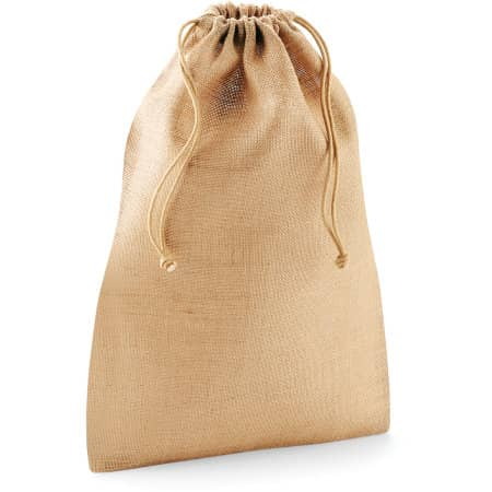 Jute Stuff Bag von Westford Mill (Artnum: WM415