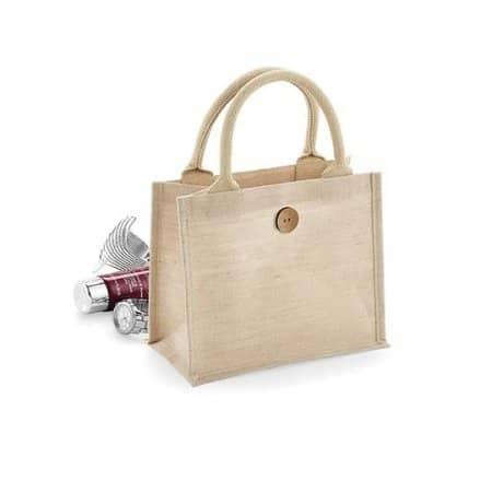 Juco Mini Gift Bag von Westford Mill (Artnum: WM441