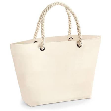 Nautical Beach Bag in Natural von Westford Mill (Artnum: WM680