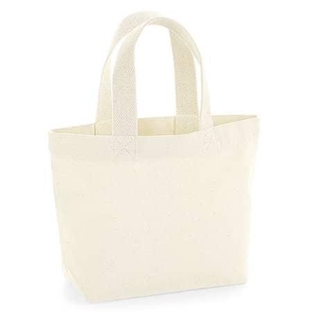 EarthAware™ Organic Marina Mini Bag in Natural von Westford Mill (Artnum: WM845