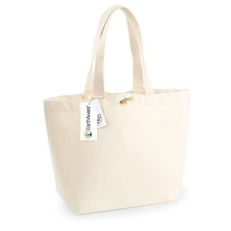 EarthAware™ Organic Marina Bag von Westford Mill (Artnum: WM850
