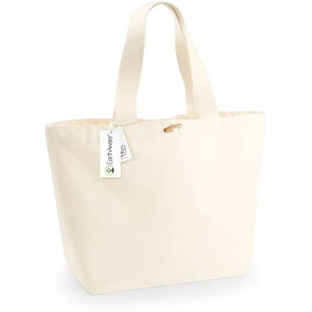 EarthAware™ Organic Marina Bag XL in Natural von Westford Mill (Artnum: WM855