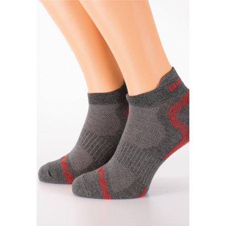Men´s Trainer Socks (3er Pack) von Wilson (Artnum: WS1130