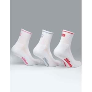 Ladies` Basic Quarter Socks (3er Pack)