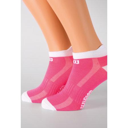 Ladies Training Low Socks (3er Pack) von Wilson (Artnum: WS8971