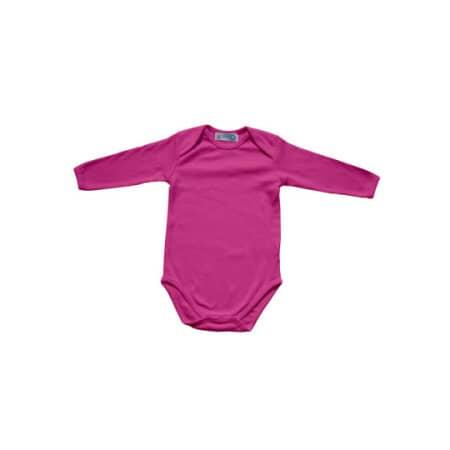 Bio Body Suite Long Sleeve von Link Kids Wear (Artnum: X945