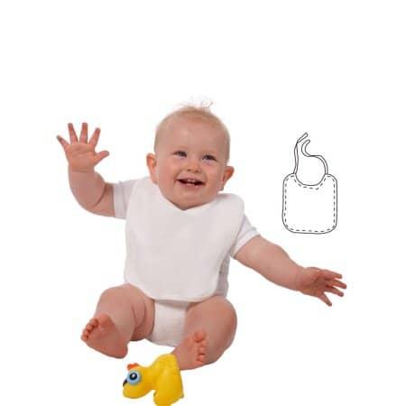 Baby Bib X950 von Link Kids Wear (Artnum: X950