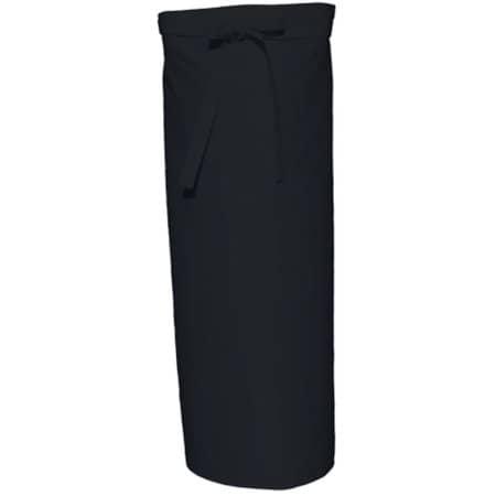 Bistro Apron XL in Black von Link Kitchen Wear (Artnum: X961