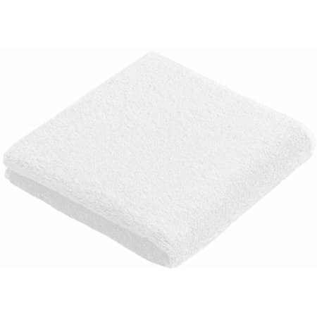 New Generation Handtuch in White von Vossen (Artnum: XF250H