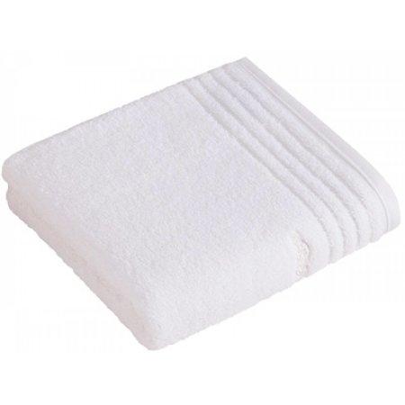 Vienna Style Supersoft Handtuch in White von Vossen (Artnum: XF309H