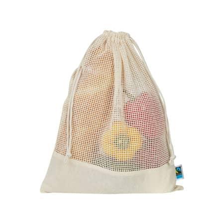 Vegetable Mesh Bag von Printwear (Artnum: XT1100