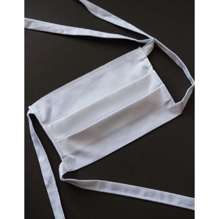 Mund-Nasen-Maske (Grüner Knopf, Fairtrade) von Printwear (Artnum: XT997