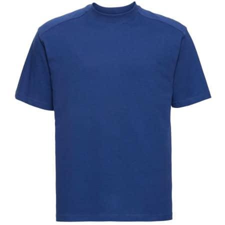 Workwear T-Shirt in Bright Royal von Russell (Artnum: Z010