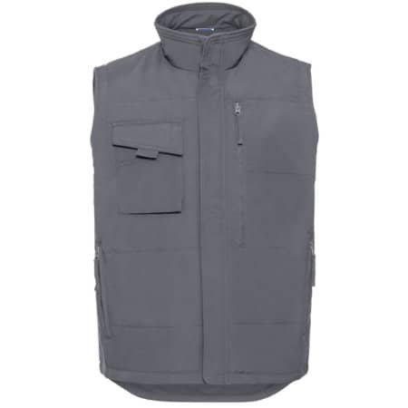 Workwear Bodywarmer von Russell (Artnum: Z014