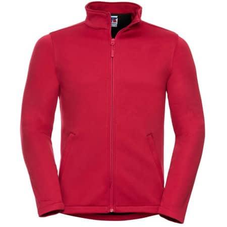 Men`s SmartSoftshell Jacket von Russell (Artnum: Z040M
