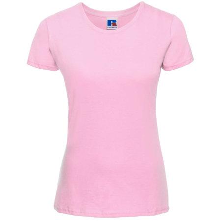 Ladies` Slim T in Candy Pink von Russell (Artnum: Z155F
