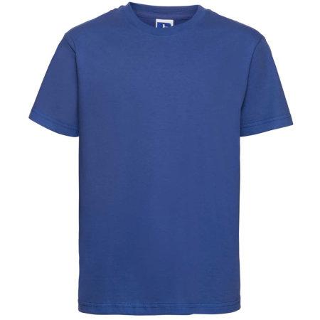 Kids` Slim T-Shirt in Bright Royal von Russell (Artnum: Z155K