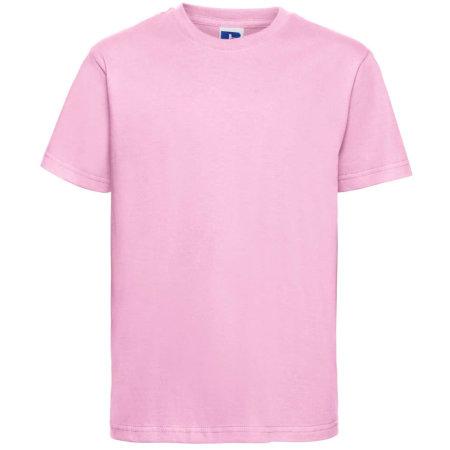 Kids` Slim T-Shirt in Candy Pink von Russell (Artnum: Z155K