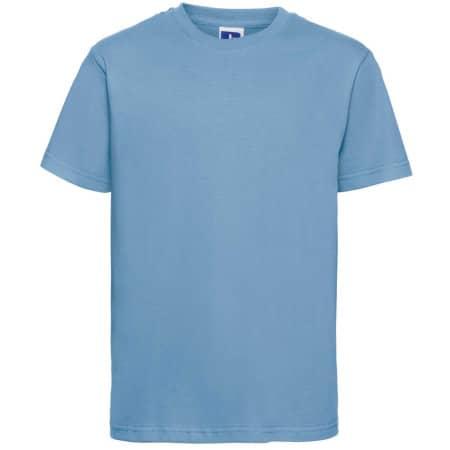 Kids` Slim T-Shirt in  von Russell (Artnum: Z155K