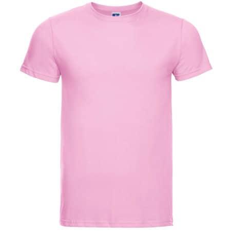 Men`s Slim T in Candy Pink von Russell (Artnum: Z155M