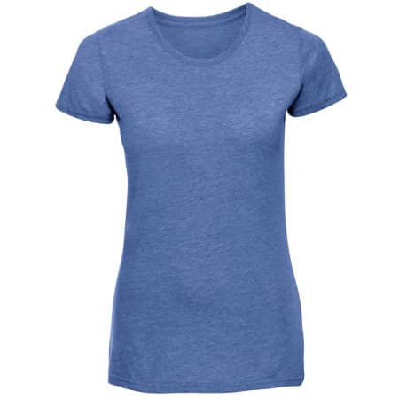 Ladies` HD T-Shirt von Russell (Artnum: Z165F