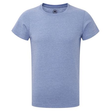 HD T-Shirt für Jungen in Blue Marl von Russell (Artnum: Z165K
